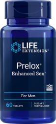 Prelox® Enhanced Sex      60 tablets  Life Extension