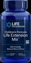 Children's Formula Life Extension Mix™ - 120 chewable tablets L.E.
