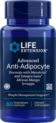 Advanced Anti-Adipocyte Formula with Meratrim® and Integra-Lean® African Mango Irvingia Life Extension