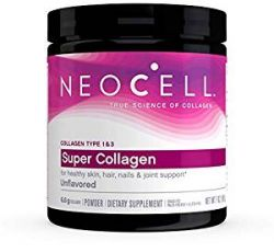 NeoCell Super Collagen™ Type 1 and 3 Powder -- 6600 mg - 7 oz