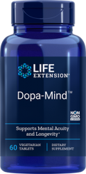 Dopa-Mind™ 60 vegetarian tablets Life Extension