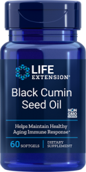 Black Cumin Seed Oil  60 softgels, Life Extension