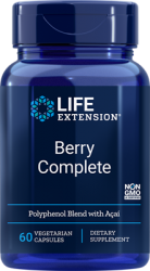 Berry Complete  30 vegetarian capsules Life Extension
