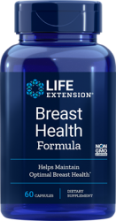 Breast Health Formula60 capsules Life Extension