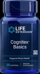 Cognitex® Basics60 softgels Life Extension