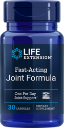 Fast-Acting Joint Formula 30 capsules Life Extension