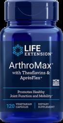 ArthroMax® with Theaflavins & ApresFlex®120 vegetarian capsules Life Extension