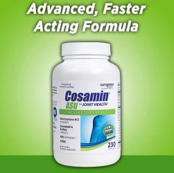 Cosamin ASU for Joint Health, 230 Capsules