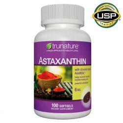 trunature® Astaxanthin 6 mg , 100 Softgels