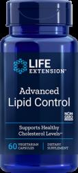 Advanced Lipid Control 60 vegetarian capsules Life Extension