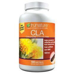 trunature® Tonalin® CLA, 180 Softgels