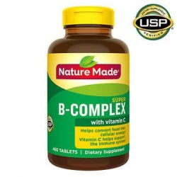 Nature Made® Super B-Complex, 460 Tablets
