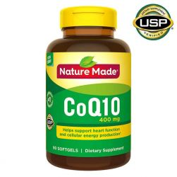 Nature Made® Maximum Strength CoQ 10 400 mg 90 Liquid Softgels