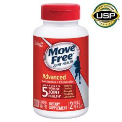 Schiff® Move Free® Advanced Triple Strength 200 Coated Tablets