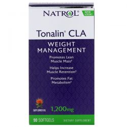 Natrol, Tonalin CLA, 1200 mg, 90 Softgels
