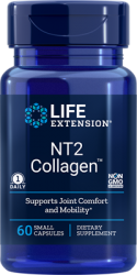 NT2 Collagen™  40 mg, 60 small capsules Life Extension