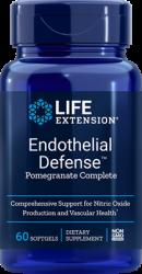 Endothelial Defense™ Pomegranate Complete      60 softgels Life Extension