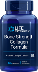 Bone Strength Collagen Formula      120 capsules Life Extension