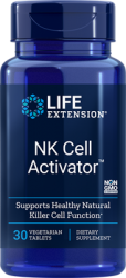 NK Cell Activator - 30 Vegetarian Tables Life Extension