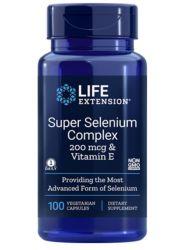 Super Selenium Complex      200 mcg, 100 vegetarian capsules