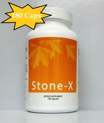 Stone-X - 180 Capsules LIFE TIME
