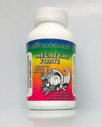 Megazyme Forte - 90 Capsules LIFE TIME
