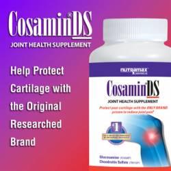 Cosamin® DS, 230 Capsules Nutramax