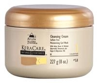 KeraCare Natural Textures Cleansing Cream 8 oz
