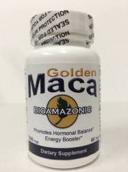 Golden Maca Bioamazonic 1200 mgs 60 tablets