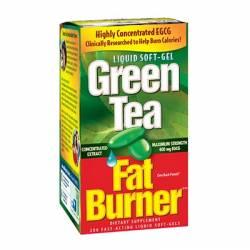Green Tea Fat Burner, 200 Count
