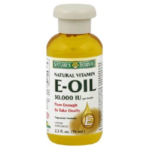 E Natural Vitamin E-Oil,Liquid  ,74 ml Nature