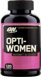 Optimum Nutrition Opti-Women Multi-Vitamin Capsules, 120 Count